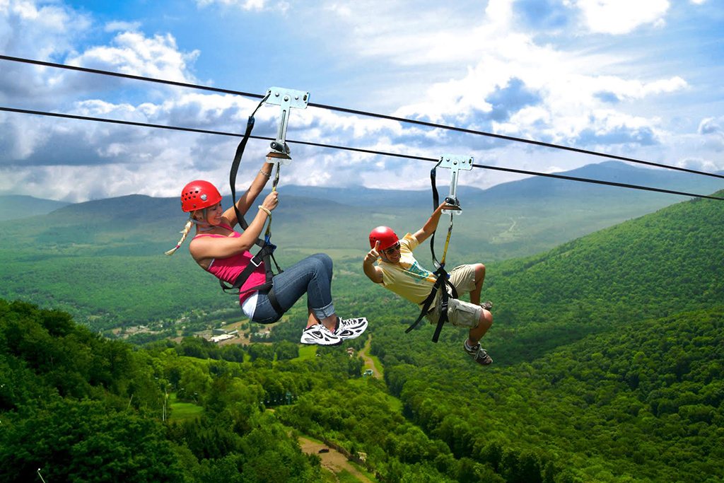 Image for Which of these activities would you most want to try on your next vacation?