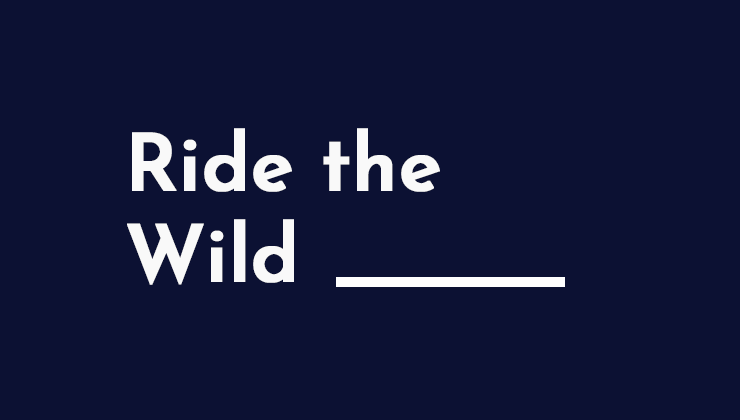 Image for Ride the Wild _____