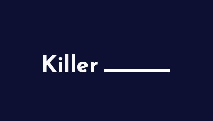 Image for Killer _____