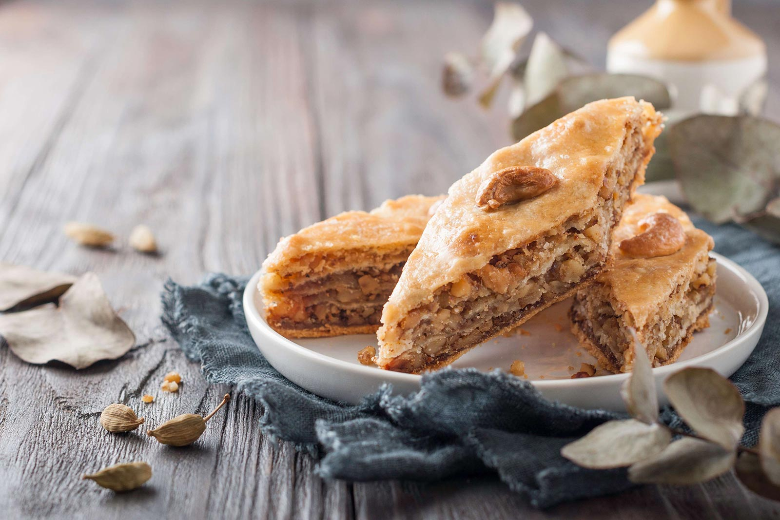 Image for Ever tried the Middle Eastern baklava?