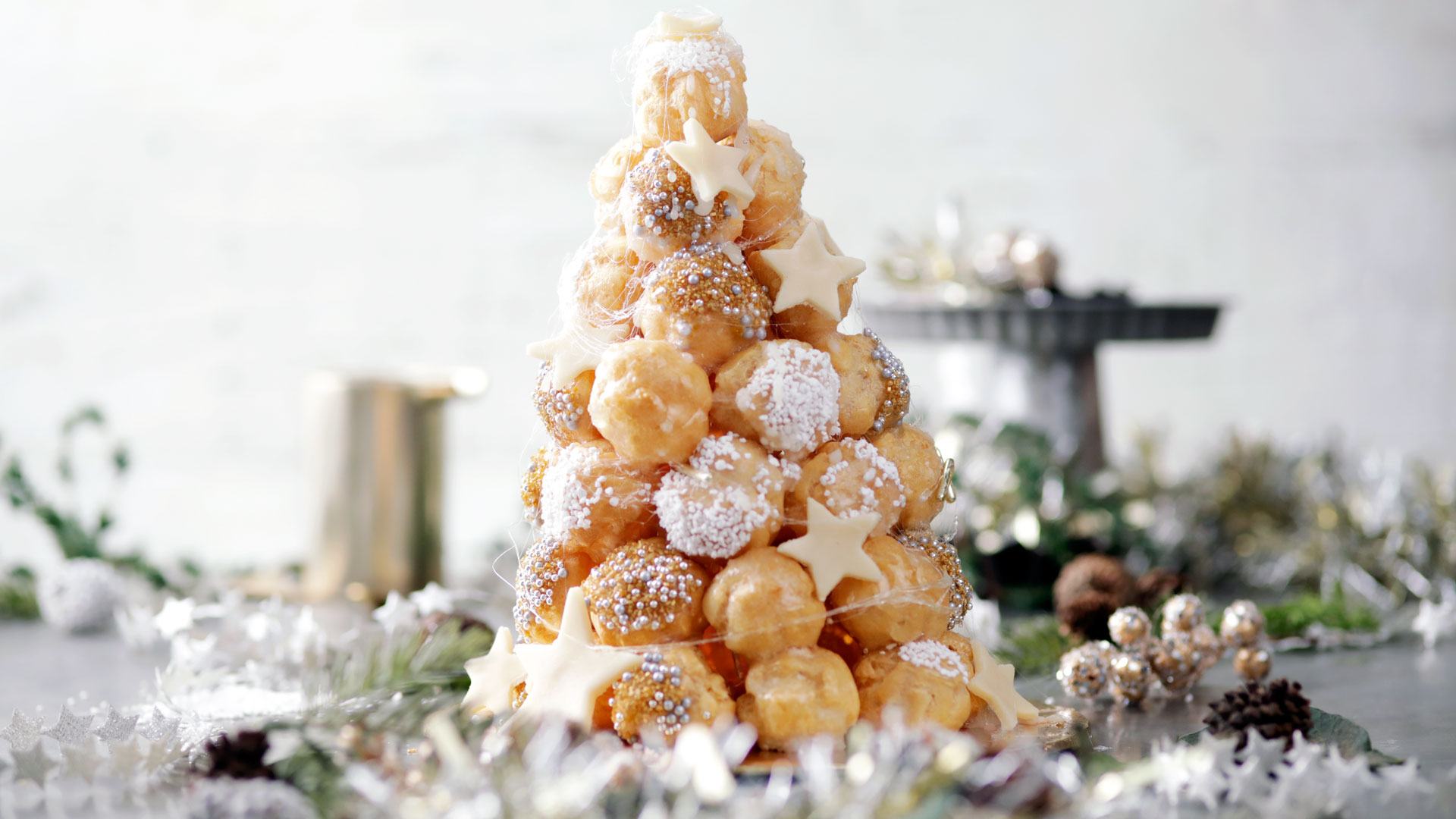 Image for How about the French croquembouche?