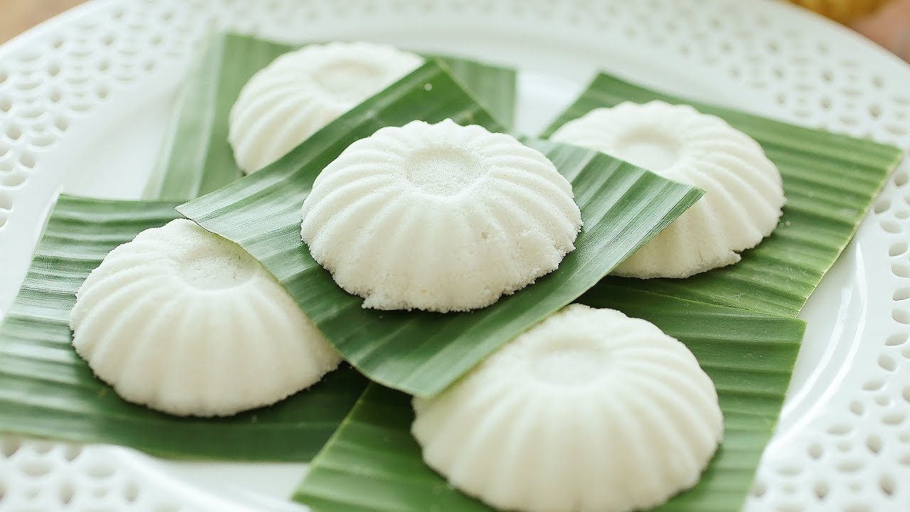 Image for How about the dainty kueh tutu from Singapore?