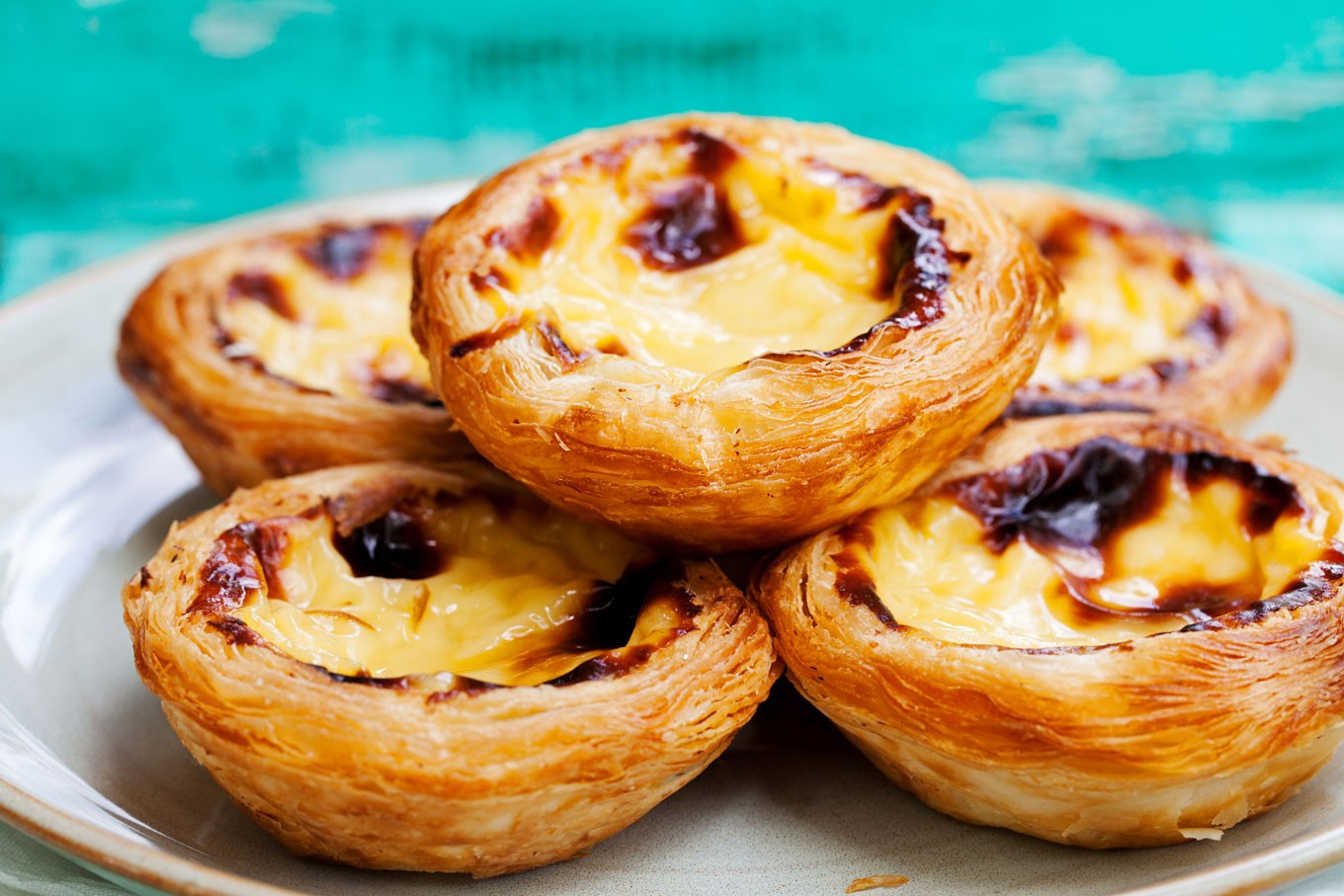 Image for Have you ever chowed down on one of the Portuguese egg tarts that can be found in Macau and Hong Kong?
