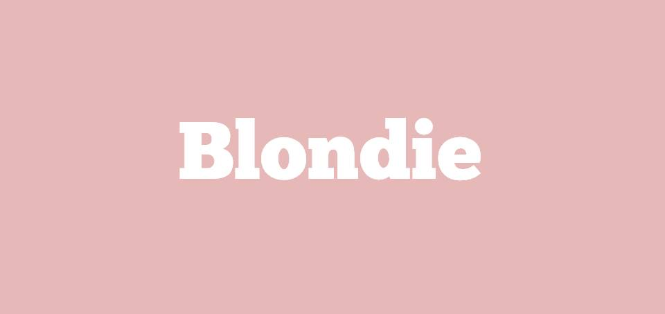 Image for Where is Blondie