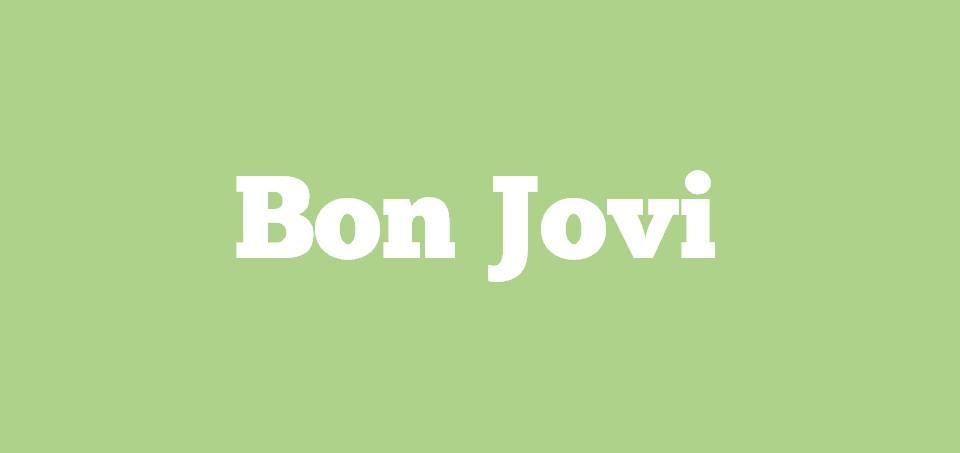 Image for Where is Bon Jovi?