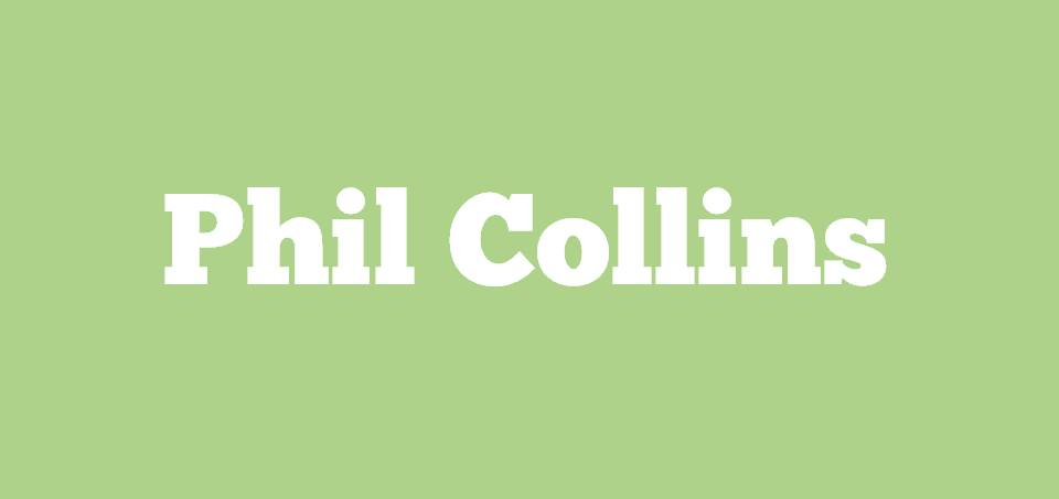 Image for Where is Phil Collins