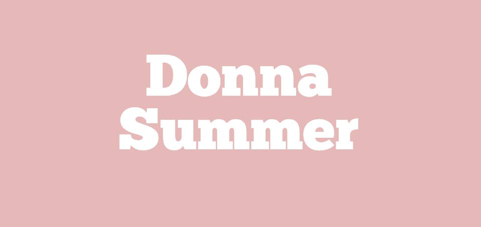 Image for Where is Donna Summer?