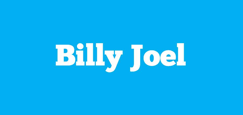 Image for Where is Billy Joel