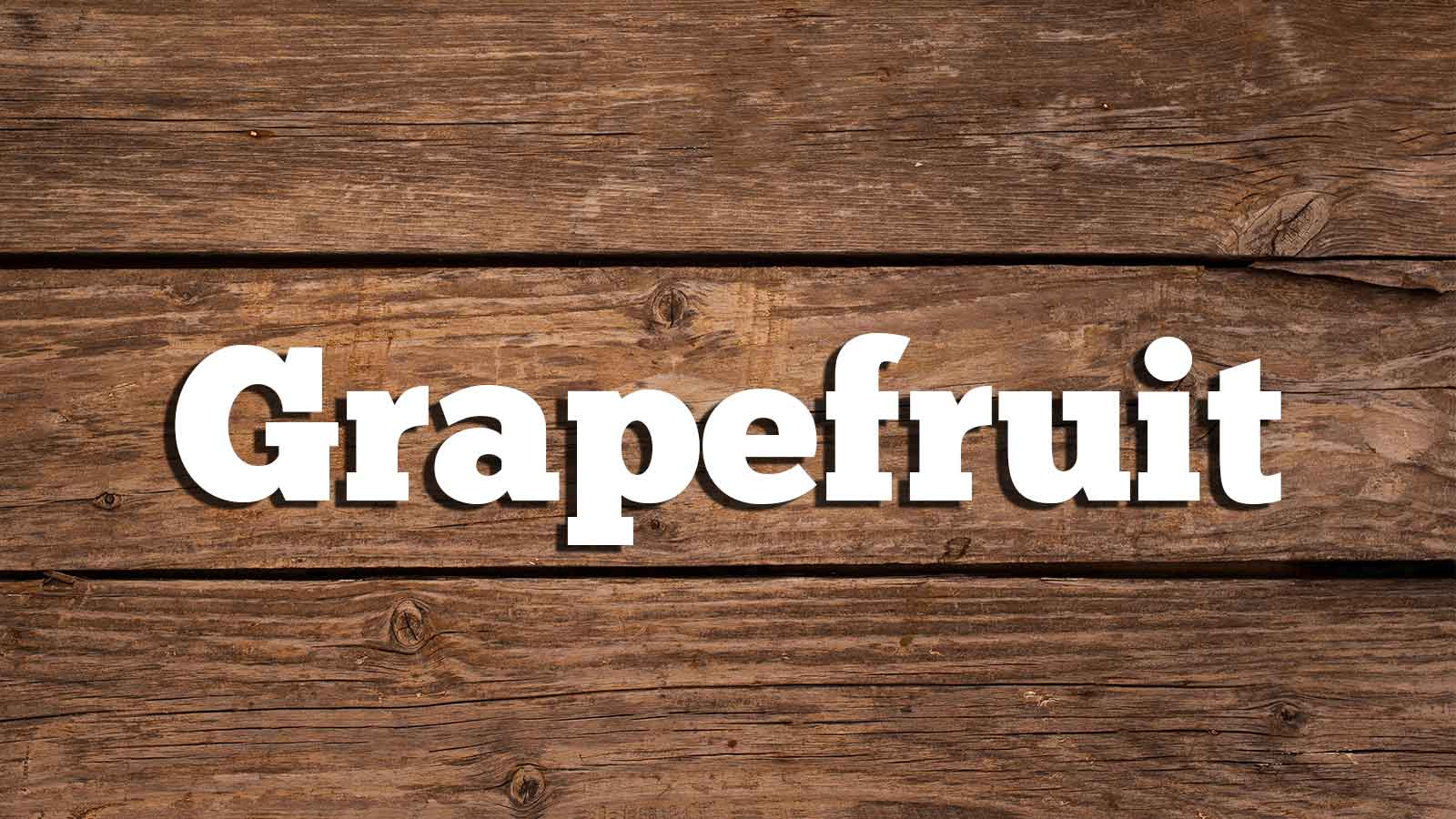 Image for Grapefruit
