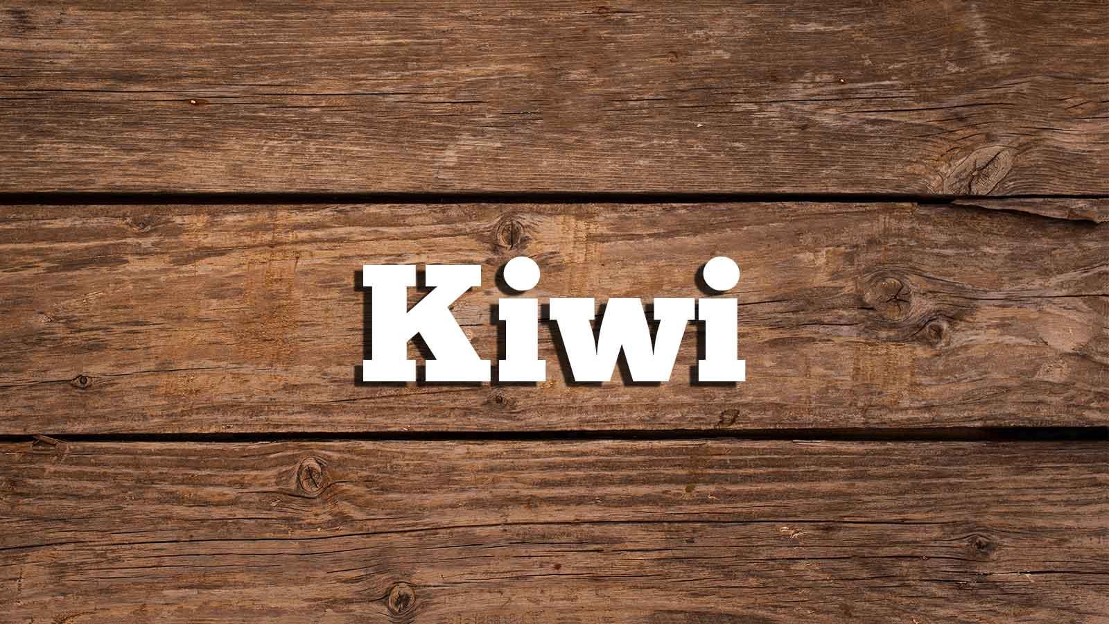 Image for Kiwi