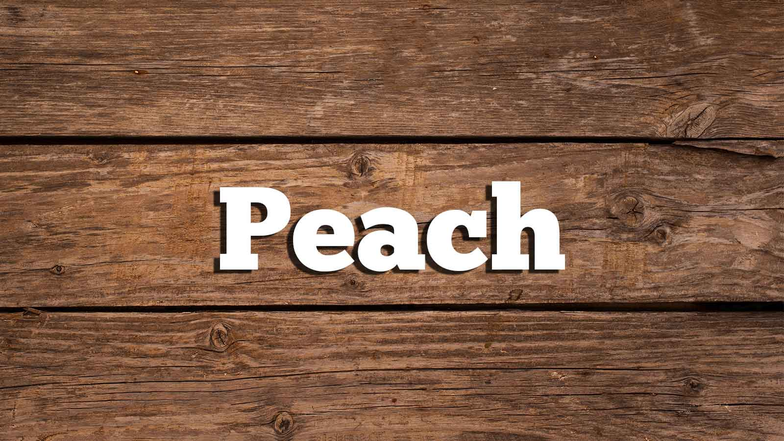 Image for Peach