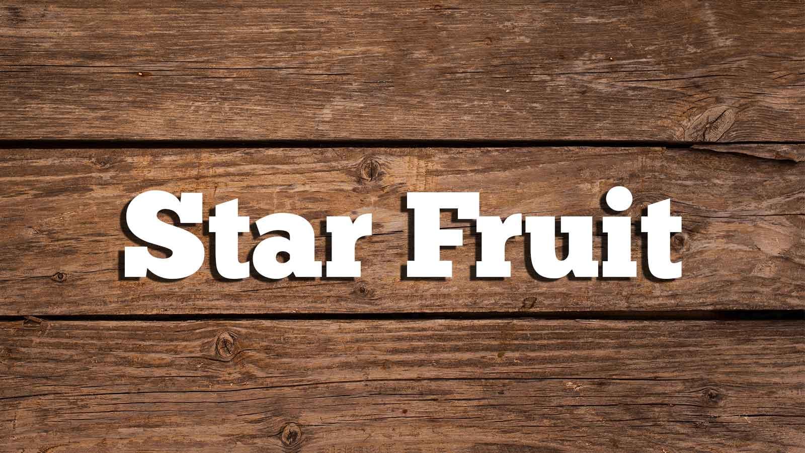 Image for Star Fruit