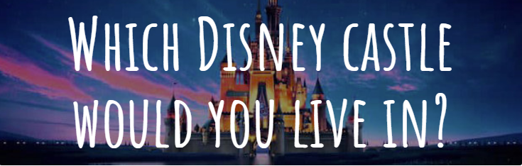 Image for Which Disney castle would you live in?