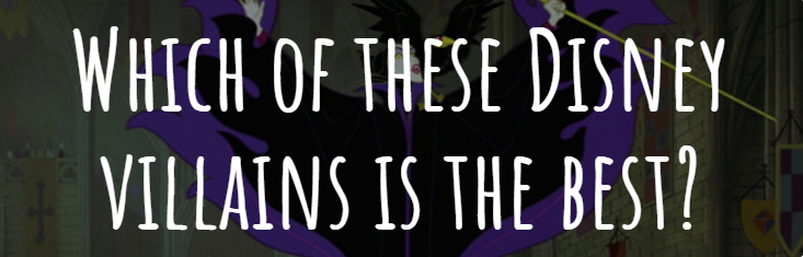 Image for Which of these Disney villains is the best?