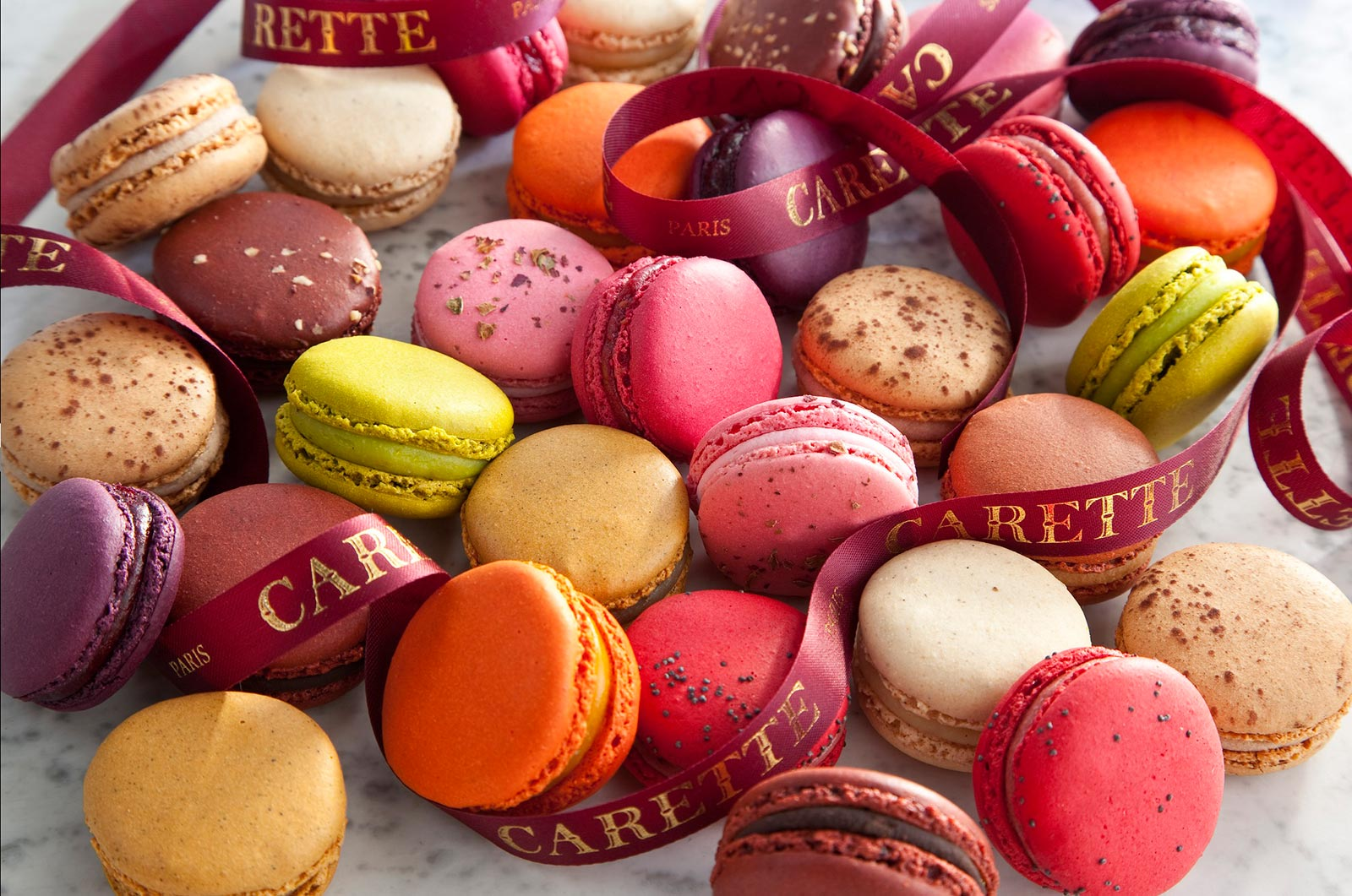 Image for Ever had the dainty French macarons?
