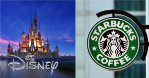 Everyone is a Combination of a Disney Princess and a Starbucks Drink